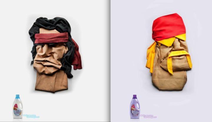 When Art Directors Nail It (18 Ads)