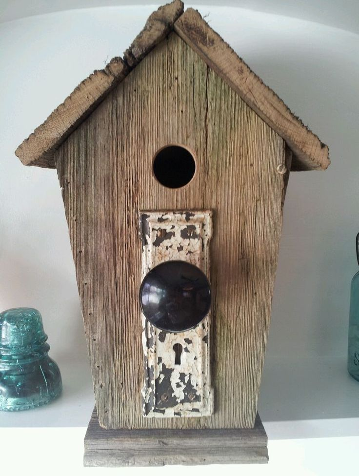 17 best images about bird feeders and houses on pinterest Wine cork birdhouse instructions