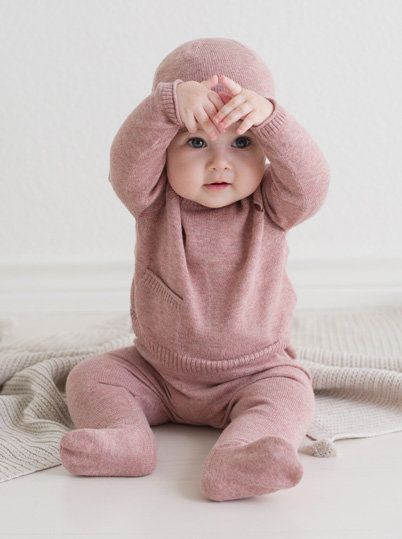 Luxurious Organic Infant and Baby Clothing: Seasonal Looks : Fall/Winter 2016