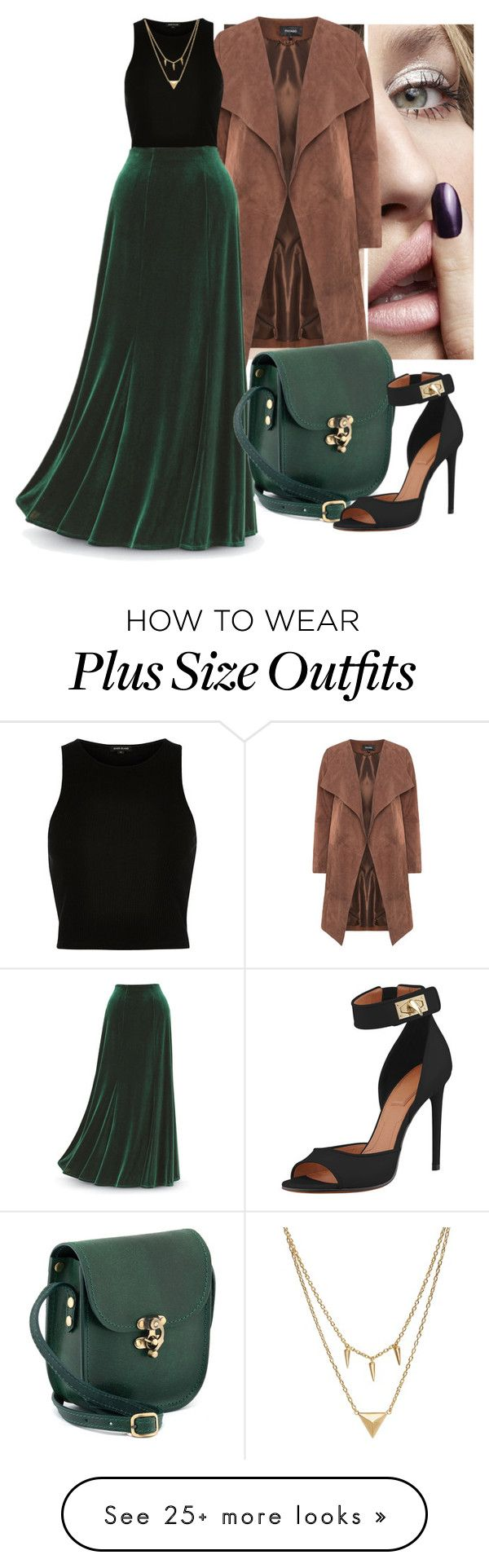 """""""BattyN"""" by grafonski on Polyvore featuring River Island, Givenchy, Edge of Ember, women's clothing, women, female, woman, misses and juniors"""