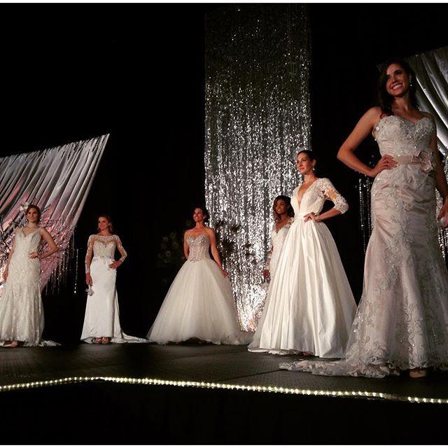 @bridesbydemetriossandiego Dress Fashion Show @bridalbazaarsd 😍 #sandiego #california #bridal #bride #wedding #weddingdress #bridetobe