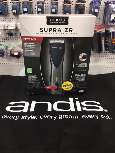 Andis Supra ZR Clipper r #abbs #Atlanta #barber #supply #Andis #clipper #Supra #ZR