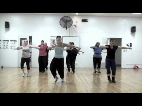 "▶ PITBULL - ""Hotel Room Service"" - Choreography for Dance Fitness - YouTube"