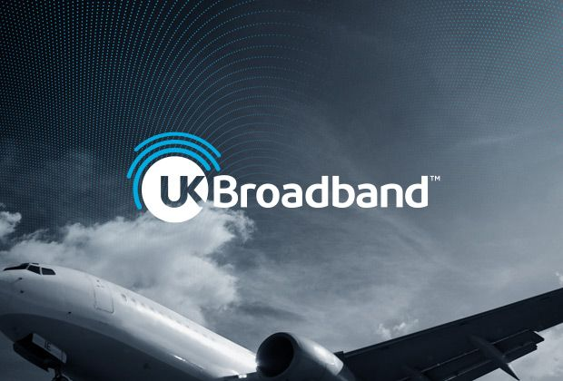 UK Broadband - Brand Refresh - Airplane Taking Off