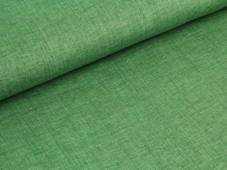 Jeansleinen - grün