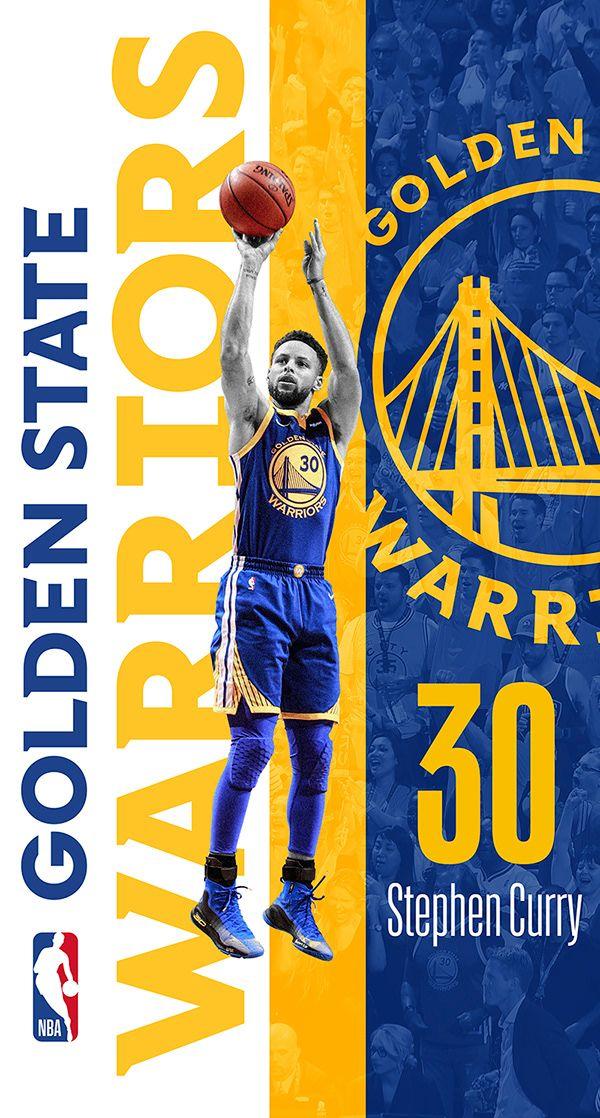 Nba Player Poters On Behance Nba Stephen Curry Basketball Players Nba Nba Basketball Art