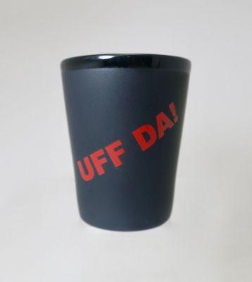 Uff Da Shot Glass – Scandinavian Specialties