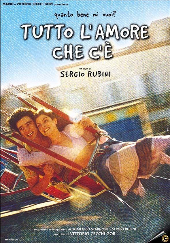 Tutto l'amore che c'è - di Sergio Rubini 2000