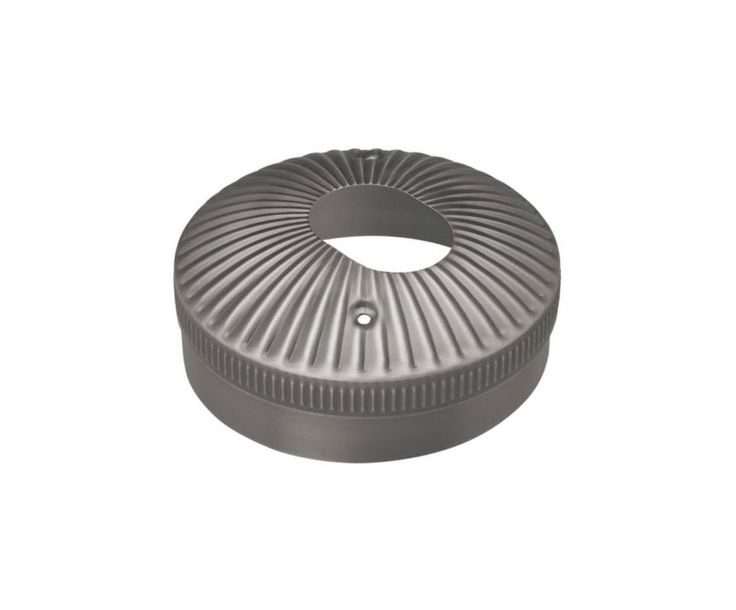 Hunter 27995 Sloped Ceiling Adapter for Hunter Ceiling Fans Antique Pewter Ceiling Fan Accessories Sloped Ceiling Adapters Sloped Ceiling Adapters