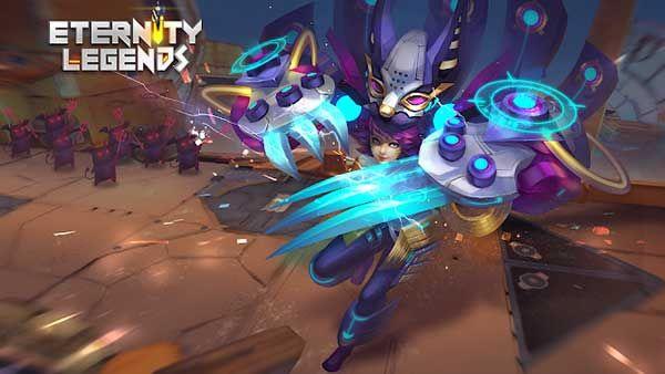 Eternity Legends Dynasty Warriors 1 11 6l Apk Mod Xp Android