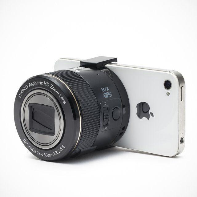 Kodak SL10 Pixpro Smart Lens Camera #Camera, #Lens, #Smart, #Smartphone