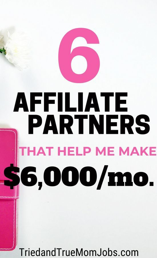 6 Best Affiliate Programs to Make Money And Earn $6,000 a Month – Bloga aí | Empreendedorismo + Dicas para blogs