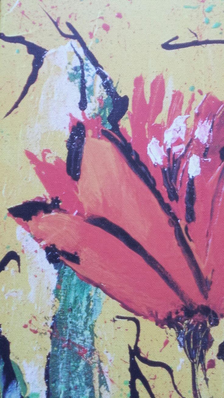Exotische Blüte 2