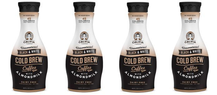 Gingerbread-Flavored Coffee Drinks : Gingerbread Iced Coffee
