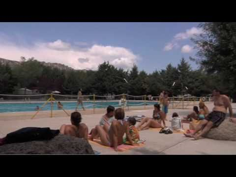 VIDEO CAMPING INT. ARANJUEZ - MADRID - CARAVANING BUNGALOW PARK - YouTube