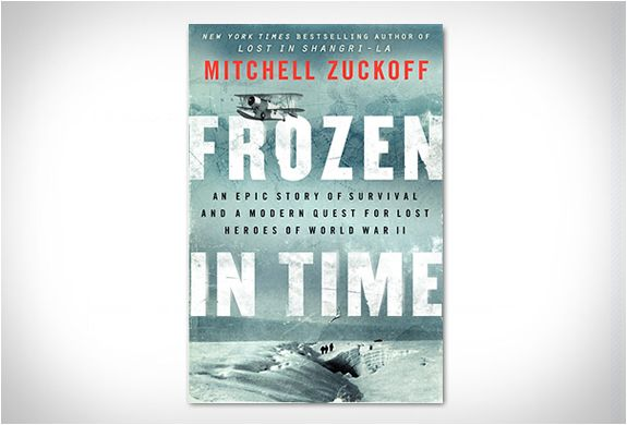 FROZEN IN TIME | BY MITCHELL ZUCKOFF | Image