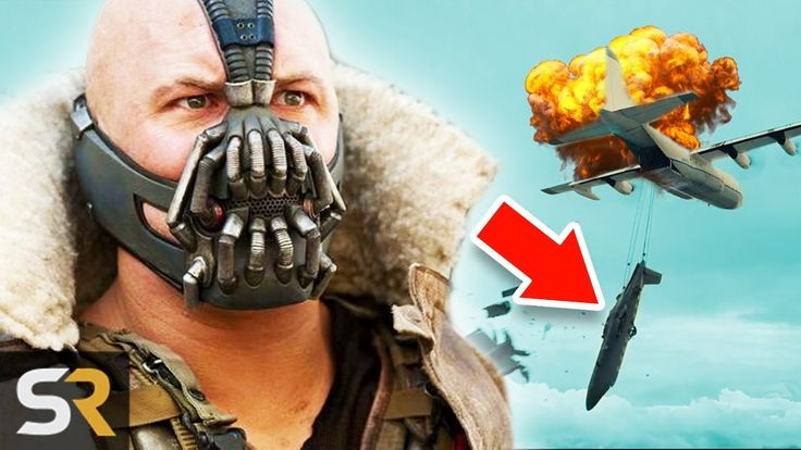 10 Crazy Movie Effects Created Without Computers