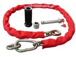 Bulldog MC100S Chain Lock System - Bulldog Security Products