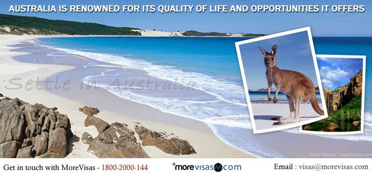 Get in touch with MoreVisas to apply for an Australian Permanent Residency (PR). We offer FREE Assessment service. Apply online http://www.morevisas.com/australia-immigration