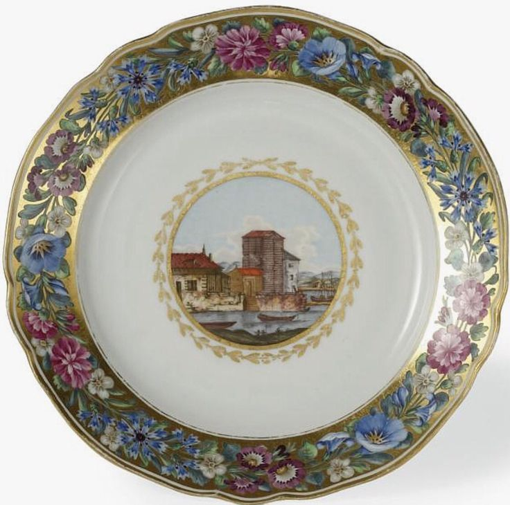 Cabinet Service Pattern Plate & 22 best Russian Imperial Porcelain images on Pinterest | Porcelain ...