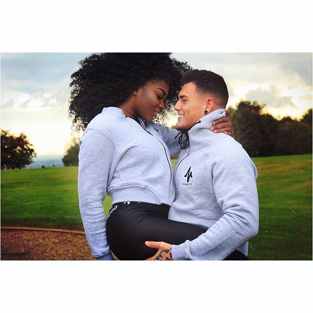 Fabulous interracial couple #love #wmbw #bwwm #favorite ❤
