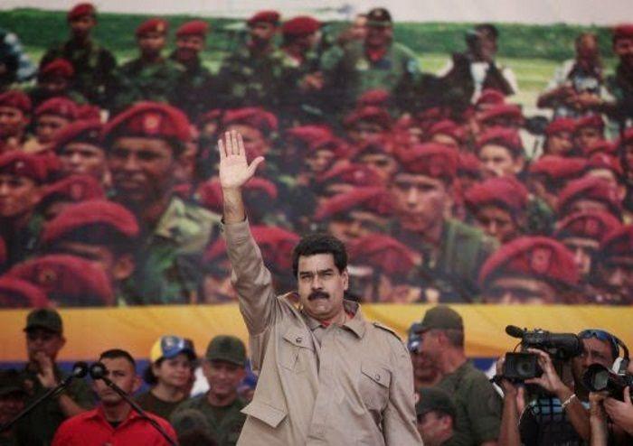 520 mil militares estão prontos para matar venezuelanos