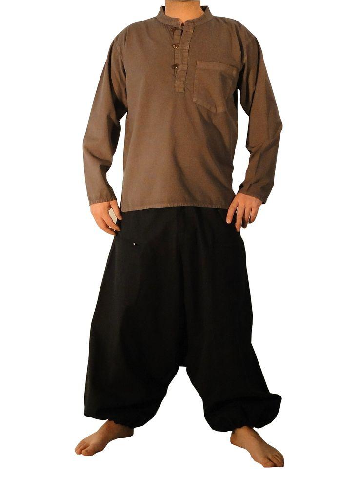 les 25 meilleures id es de la cat gorie chemise col mao homme sur pinterest chemise de refaire. Black Bedroom Furniture Sets. Home Design Ideas