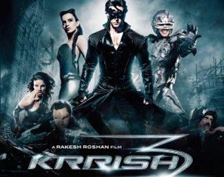 Krrish 3 Starring: Hrithik Roshan, Priyanka Chopra, Vivek Oberoi, Kangana Ranaut