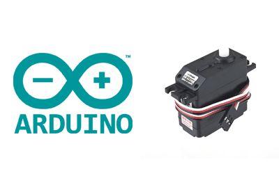 Controlar un servo de rotación continua con Arduino