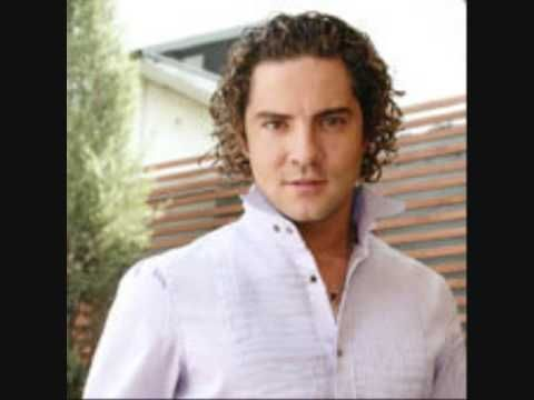 DAVID BISBAL CONTIGO EN LA DISTANCIA Translation in english - YouTube