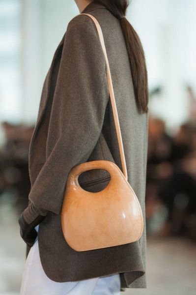 Christophe Lemaire Fall 2014 #bag