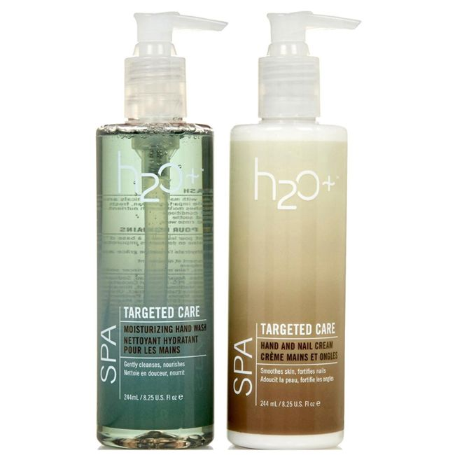 H2O+ H2O+ Clean and Comfy Softening 2-piece Hand Care Set