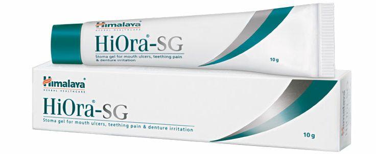 Himalaya Hiora SG Gel: Treatment of mouth ulcers, pain due to teething and Denture irritation  Buy Now: http://www.buydirekt.com/himalaya-hiora-sg-gel.html