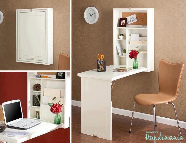 pequeño escritorio