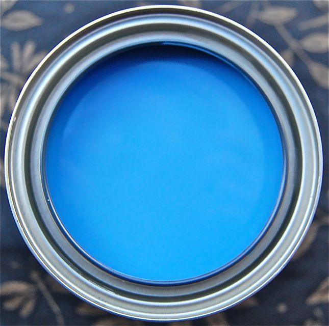 #1014 Greek Blue Chalk Paint