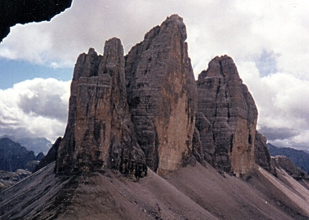Le tre cime di Lavaredo Dolomiti