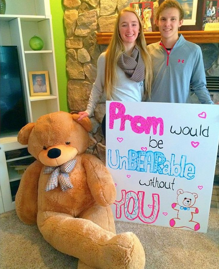 12 Cute Promposal Ideas - A Little Craft In Your DayA Little Craft ...