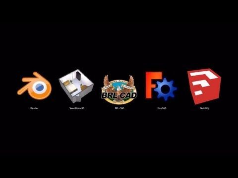 Best 3D Design and Animation Software (Open Source / Free) - YouTube