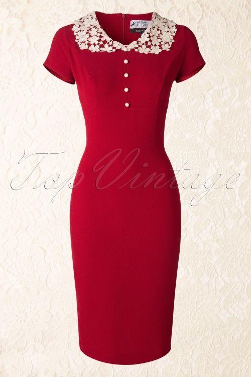 Bunny Reanna Lace Pencil Dress 100 20 16426 20150728 0007W