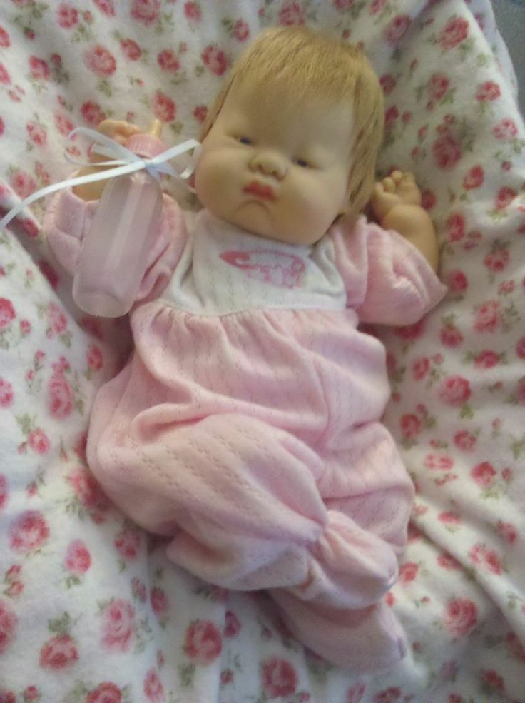 """Vogue Baby Dear Doll Wilkins 12"""" cloth and vinyl"""