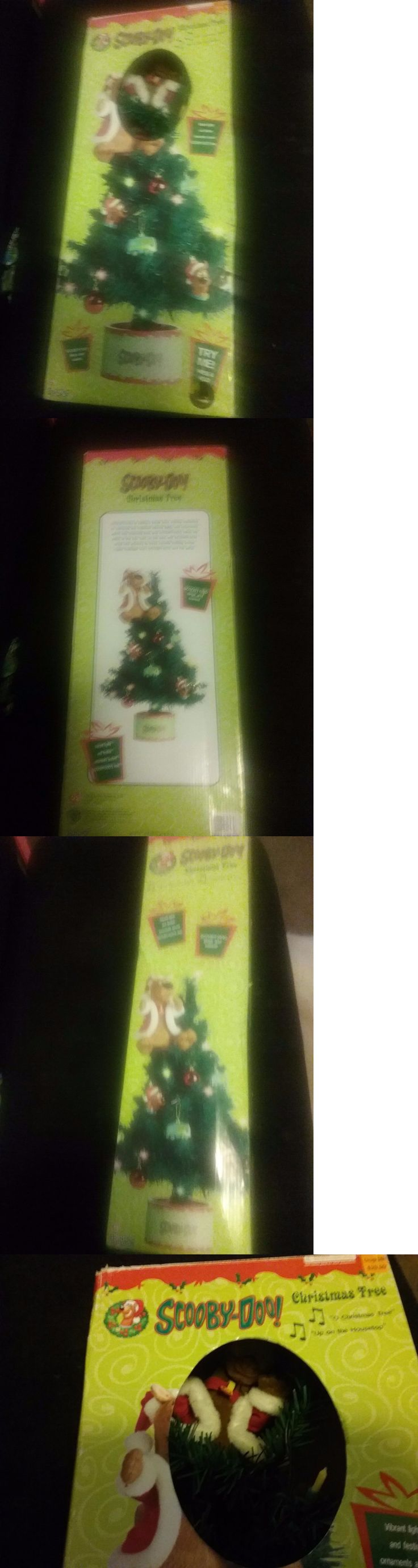 Scooby-Doo 11747: Scooby-Doo Gemmy Industries Christmas Tree Animated Singing Ornamesnts Htf New -> BUY IT NOW ONLY: $125.99 on eBay!