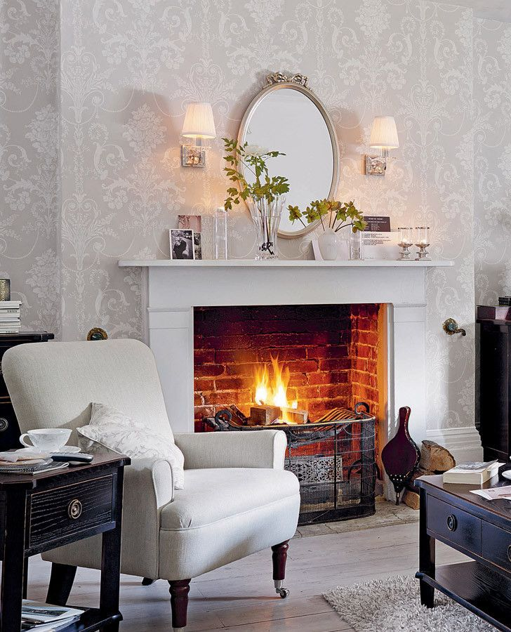 482 best Fireplaces images on Pinterest | Fireplace ideas ...