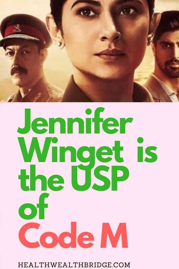 Jennifer Winget Is The Usp Of Code M In 2020 Book Reviews For Kids Jennifer Winget Coding