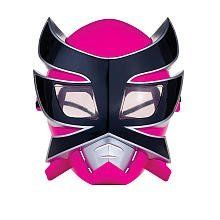 Power Ranger Mega Ranger Mask Sky by Power Rangers. $27.99. For ages 4 and up. Pink Power Rangers Mask. From the Manufacturer                Become a Power Ranger in Mega Mode with this awesome Mask.  The Mask includes an inner eye pad to create a comfortable wearing environment.  Use the Mask to pratice training moves under cover.  As seen in the TV show each Ranger has a unique Power element on the Mask, discover the Power of each figure.  This Mask is the perfect addition ...