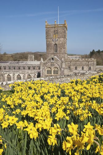 St David's Cathedral,Wales