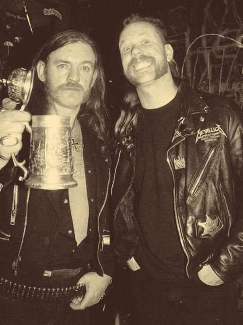 Lemmy & James
