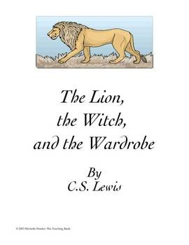 an analysis of atonement in the lion the witch and the wardrobe a novel by c s lewis The classic tale of a fantasy world and four children's adventures in it,the lion, the witch, and the wardrobe, will surely delight and inspire your students we provide enrichment activities and resources for the book.