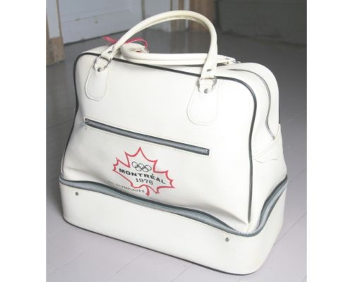 VIntage-Sac-JO-Jeux-Olympiques-1976-Montreal-Retro-Olympic-Games-Bag