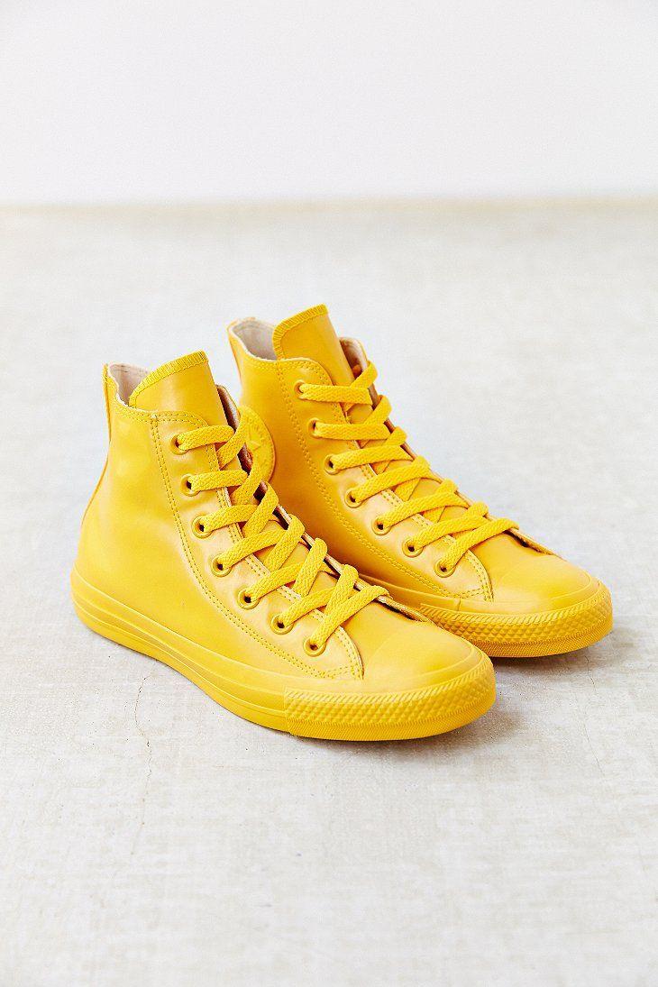 Converse Chuck Taylor All Star Honey Rubber Women's High-Top Sneaker - Urban Outfitters
