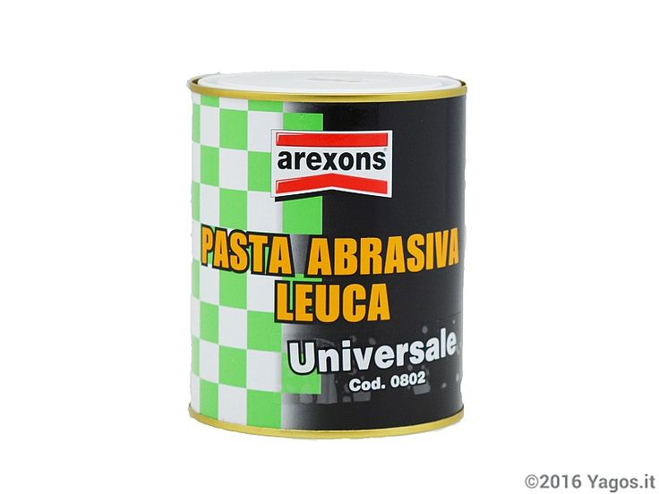 Leuca Pasta abrasiva Arexons (0802)